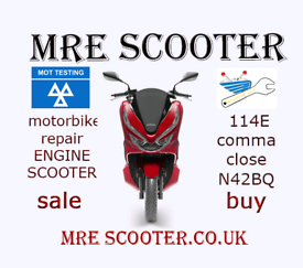 Honda Vision 50cc fitted with 110cc ENGINE | in Islington