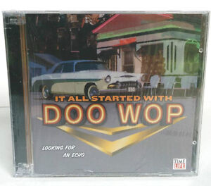 "Time Life ""Doo Wop"" set of 3 cd's Unopened Collection"