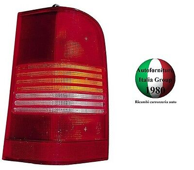 Blinker Blinker Bremslicht Hinten Links Gelb Mercedes Classe V Viano W414 96>03
