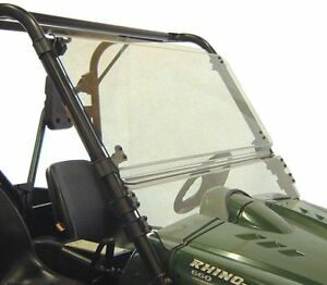 YAMAHA-RHINO-FULL-TILT-WINDSHIELD-WINDOW-450-660-700