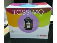 BRAND NEW BOSCHE TASSIMO DRINKS MACHINE