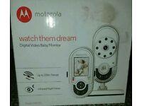 Motorola Baby monitor brand new.