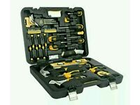 JCB 50 piece full Tool set with carry case