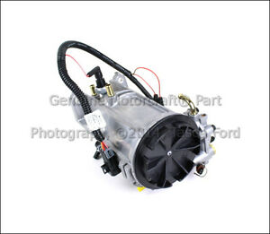new oem fuel filter ford e350 f250 f350 fsd turbo diesel. Black Bedroom Furniture Sets. Home Design Ideas
