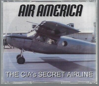 Vietnam War Dvd  Air America  The Cias Secret Airline  Top Selling 5 Star Dvd