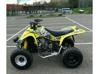 Ltz400 quad road legal 2003