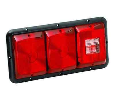 Bargman Triple Tail Light for RV / Camper / Trailer / Motorhome / 5th Wheel