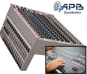USED APB PRORACK SOUND MIXER APB DynaSonics ProRack House H1020 Rackmountable Sound Reinforcement Mixer 107762878