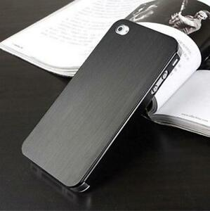 Ultra Thin Titanium Alloy Metal Case Back Cover Accessory For iPhone 4 4G 4S
