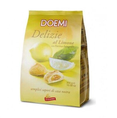 Doemi Delizie Limone Kekse gefüllt mit Zitrone-Creme 300 g biskuits kuchen ()