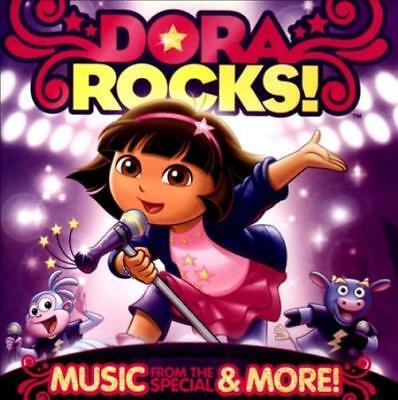 - DORA THE EXPLORER - DORA ROCKS! MUSIC FROM THE SPECIAL & MORE! * NEW CD