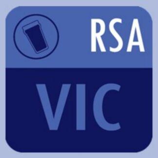 Responsible Service of Alcohol Course (VIC) ECHUCA Echuca Campaspe Area Preview