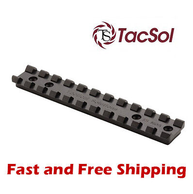 Tactical Solutions X-Ring Picatinny Rail Mount / 4.6