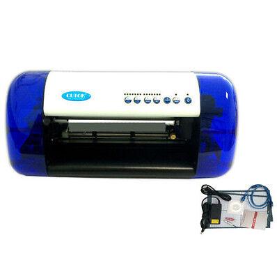 A4 Desktop Portable Vinyl Cutter Plotter Carving Machine Sticker Cut 1952000mm