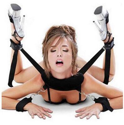 Sling Rope Sex Swing Straps Adult Door Hanging Sexual Taste for SM unisex NEW (Door Costume)