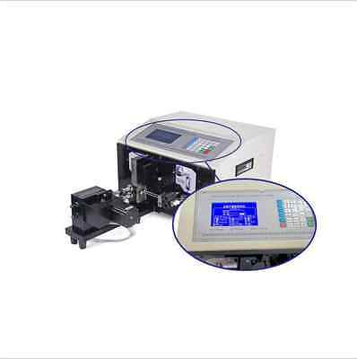 Computer Cable Wire Peeling Stripping Cutting Twisting Machine Swt508-nx2 Bi