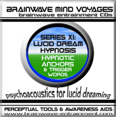 LUCID DREAM HYPNOSIS SESSION-Conscious Dreams Dreaming BRAINWAVE MEDITATION (Meditation Lucid Dreams)