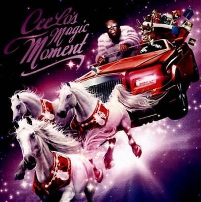 CEE LO GREEN - CEELO'S MAGIC MOMENT NEW CD ()