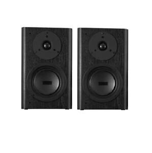 Hi-Fi Mini Stereo Bookshelf Speakers Audio100W 50W+50W)