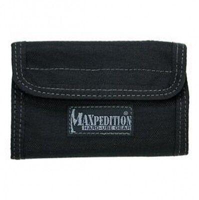 Maxpedition 229B  Spartan Wallet  BLACK  *NEW*