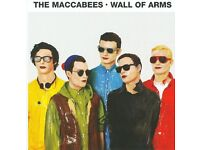 2 x Maccabees standing tickets