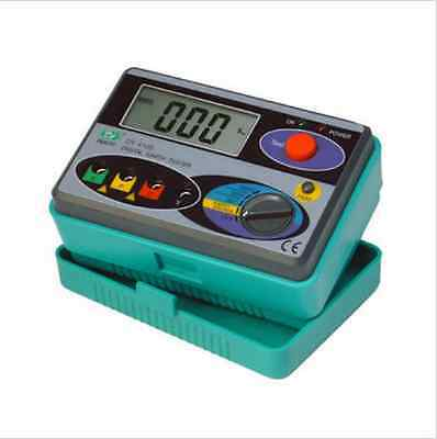 Brand New Dy4100 Digital Earth Ground Resistance Tester Meter M