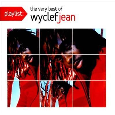 WYCLEF JEAN - PLAYLIST: THE VERY BEST OF WYCLEF JEAN NEW