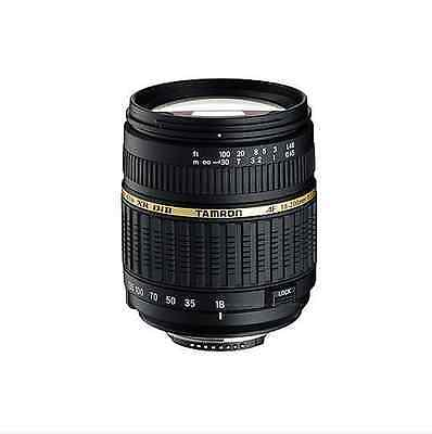 TAMRON 18-200MM ZOOM LENS for NIKON D40/D40x/D70/D60/D80/D90/D5000/D300s/D300