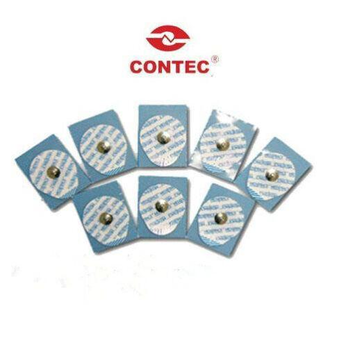 Electrodes For CONTEC Patient monitor,ECG/EKG Disposable Electrodes,100PCS