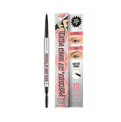 NEW BENEFIT Precisely, My Brow Pencil with Spoolie #3 Medium Ultra Defining Tip