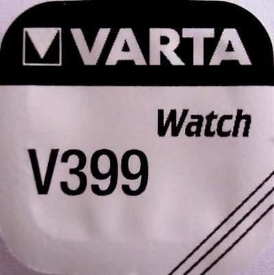 399 , V399 , SR927W Batterie Varta Watch Knopfzelle 1,55V.