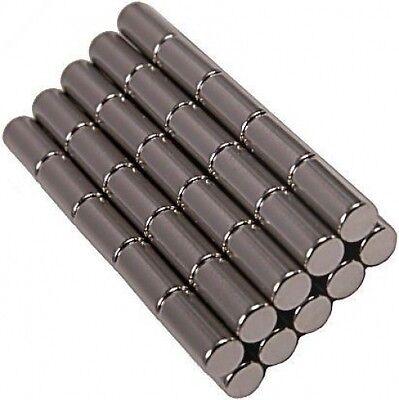 18 X 14 Cylinders - Neodymium Rare Earth Magnet Grade N48
