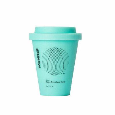 [Haruharu] WONDER Honey Green Aqua Bomb Cream 90g