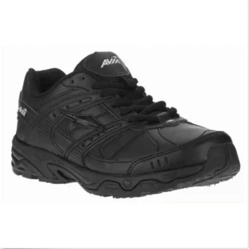 NWT Avia Taylor Women's Athletic Walking Shoes Black 6 WW, 6.5 WW, 7 WW