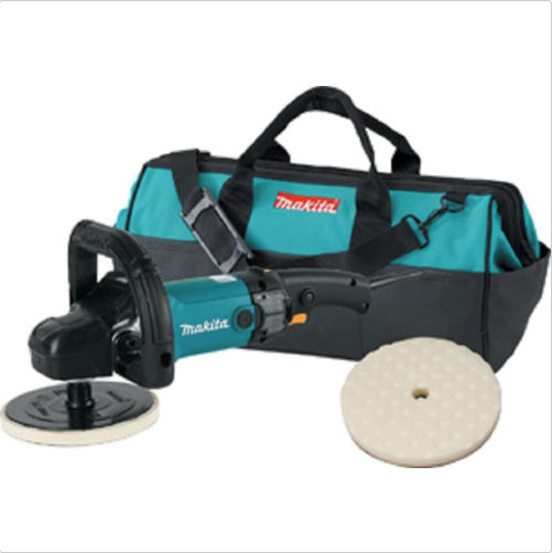 Variable Electric Polisher and Sander Kit Makita@9237CX2*7*Premium
