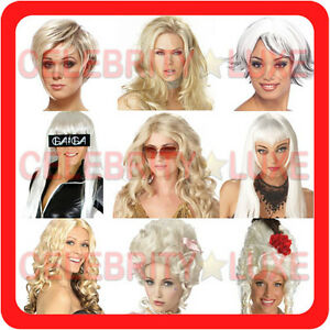 New-Ladies-Fancy-Dress-Party-Costume-Wig-Long-Short-Wavy-Straight-Beehive-80s