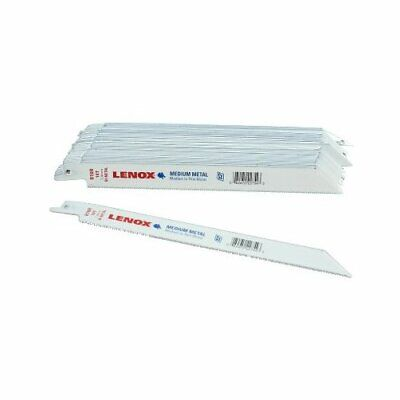 8 X 14t Metal Cutting Reciprocating Saw Blades Pack Of 50