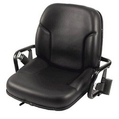 91214-16300 Repl Vinyl Seat For Mitsubishi Fgc25 Saf82a Forklift Part
