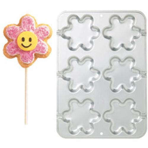 Wilton Blossom Flower Cookie Baking Pan