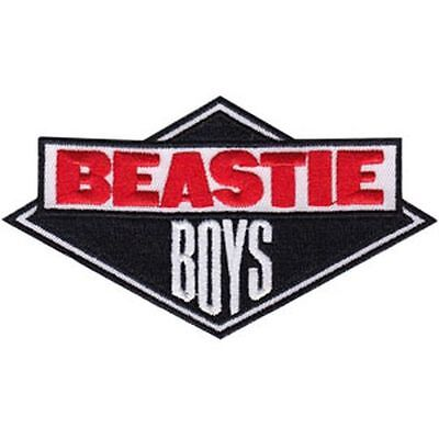 BEASTIE BOYS LOGO - EMBROIDERED PATCH - BRAND NEW - MUSIC BAND 4437