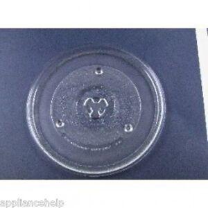 Universal-Cisne-microondas-plato-giratorio-cristal-270mm-27cm-26-7cm