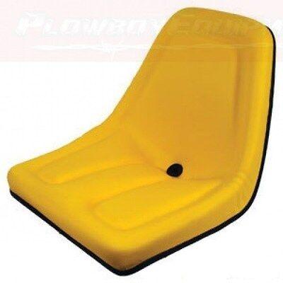 John Deere Gator Lawn Tractor Yellow Michigan Style Seat Tm333yl Wo Slide Track