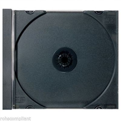 50 - Standard Black Cd Jewel Case Trays Tray Only No Cases