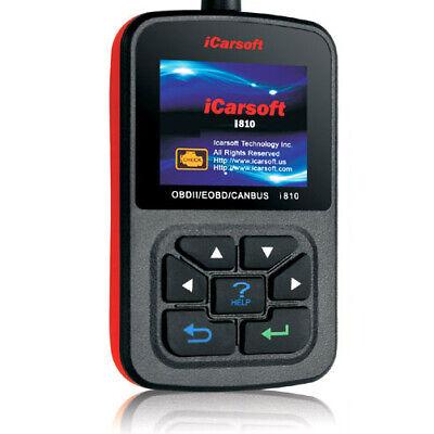 iCarsoft i810 OBD2 Diagnosegerät Scanner Profi Auto Diagnose inkl. Versand