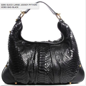 Gucci Python Large Hobo Bag 7055b06d53cdb