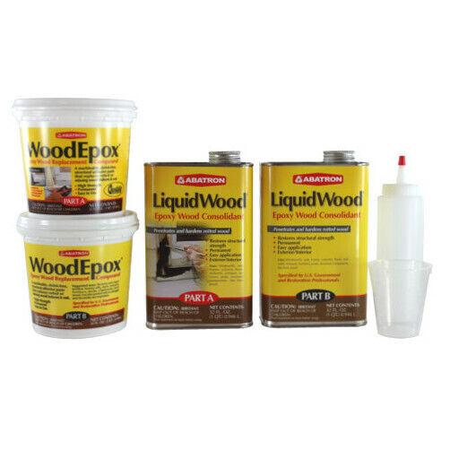 4 Quart Wood Restoration Kit
