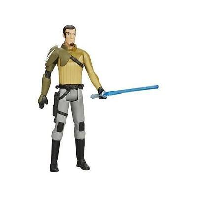 Star Wars Rebels Saga Legends Kanan Jarrus Figure