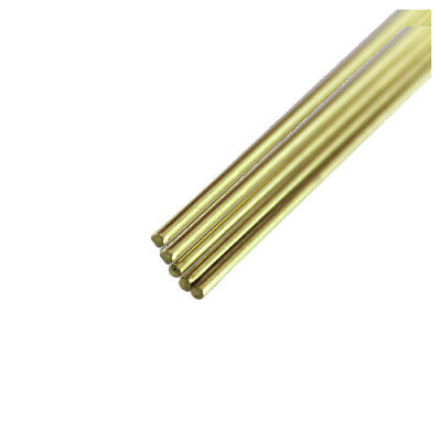 12 X .020 Solid Brass Rod Pack Of 5