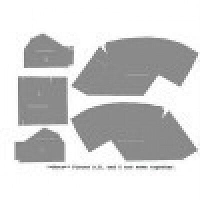 Massey Ferguson Cab Kit Without Headliner Fits 375 383 390t 390 393 Cm383