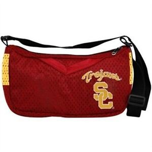 USC-So-Cal-Trojans-Jersey-Material-Purse-New-NCAA-Bag